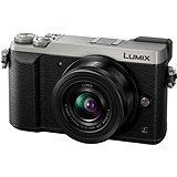 Panasonic LUMIX DMC-GX80 silver + 12-32mm lens