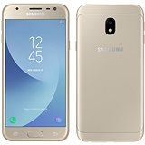 Samsung Galaxy J3 Duos (2017) zlatý