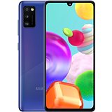 Samsung Galaxy A41 modrá