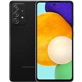 Samsung Galaxy A52 černá