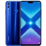 Honor 8X 64GB modrá