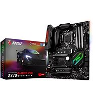 MSI Z270 GAMING FÜR CARBON
