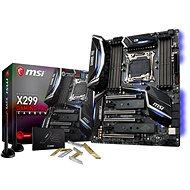 MSI X299 GAMING PRO CARBON AC - Základní deska