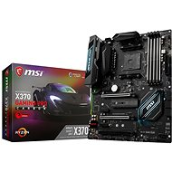 MSI X370 GAMING PRO CARBON - Motherboard