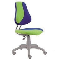 ALBA Fuxo S-Line green/blue - Kid's chair