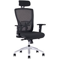 Halim MESH with headrest black