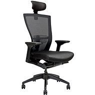 Merens with headrest black