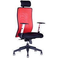 CALYPSO GRAND with headrest black / red