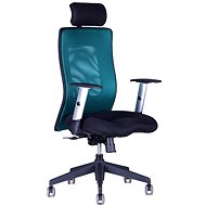 CALYPSO XL with adjustable headrest Green
