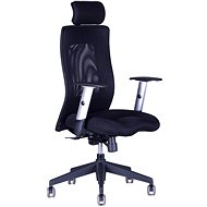 CALYPSO XL with adjustable headrest black - Office Chair