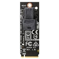"ASUS M.2 -> U.2 Mini SAS HD (2.5 ""NVMe SSD) - Adapter"