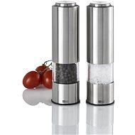 AdHoc Keramický mlýnek na pepř a sůl elektrický LED 2, 2 ks