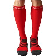 Adidas Compression socks red and black 40-42