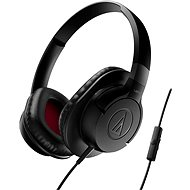 Audio-technica ATH-AX1iSGY černá - Sluchátka