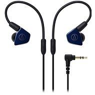 Audio-technica ATH-LS50iS navy blue - Sluchátka s mikrofonem