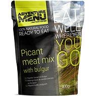 AdventureMenu - Spicy bulgur set (food + heater + zipper bag) - Set