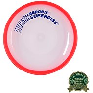 Aerobie Superdisc 25 cm - Rot - Frisbee