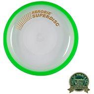 Aerobie Superdisc 24.5cm - zelená - Frisbee