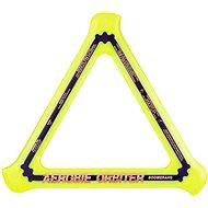 Aerobie Orbiter boomerang yellow