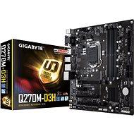 GIGABYTE Q270M-D3H - Motherboard