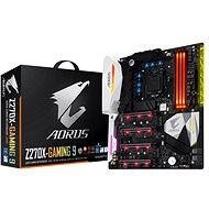 GIGABYTE AORUS Z270X-Gaming 9 - Alaplap