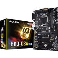 GIGABYTE H110-D3A - Motherboard