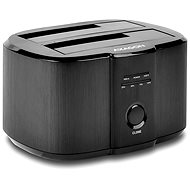 XAGON ADSA-ST DUAL HDD - Externe Docking-Station
