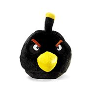 Rovio Angry Birds with sound 12.5 cm Black