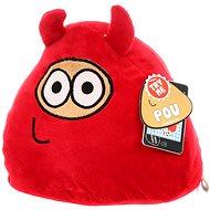 Rovio POU with 20cm red sound - Plush Toy