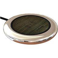 Aircharge Executive Qi Wireless Charging Pad Black - Nabíjecí podložka