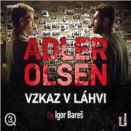Vzkaz v láhvi [Audiokniha] - Jussi Adler-Olsen