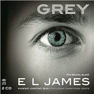 Grey [Audiokniha] - E. L. James