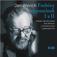 Forbíny vzpomínek I a II - Jan Werich, Jan Borovička