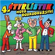 Čtyřlístek - Nová dobrodružství - Robert Tamchyna