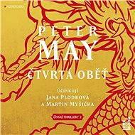Čtvrtá oběť [Audiokniha] - Peter May