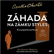 Záhada na zámku Styles - Agatha Christie