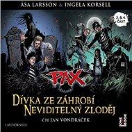 PAX 3/4: Dívka ze záhrobí & Neviditelný zloděj - Asa Larsson