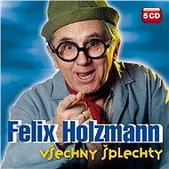 Všechny šplechty Komplet - Felix Holzmann
