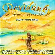 Povídánky bájného vypravěče - Petr Jánský