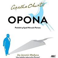 Opona. Poslední případ Hercula Poirota - Agatha Christie