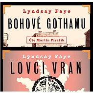 Balíček historických detektivek Lyndsay Fayeové za výhodnou cenu - Lyndsay Fayeová