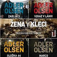 Severská krimi série Carl Morck za výhodnou cenu - Jussi Adler-Olsen