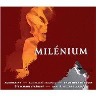Původní trilogie Milénium za výhodnou cenu - Stieg Larsson