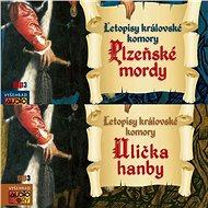 Balíček audioknih Letopisy královské komory za výhodnou cenu - Vlastimil Vondruška