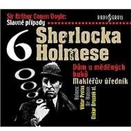 Slavné případy Sherlocka Holmese 6 - Arthur Conan Doyle