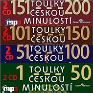 Toulky českou minulostí 1-200 - Josef Veselý
