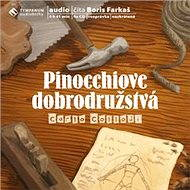 Pinocchiove dobrodružstvá - Carlo Collodi