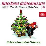 Krtkova dobrodružství 5 Krtek a kouzelné Vánoce - Jan Fuchs
