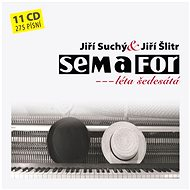 Komplet 1964-1971 (11 alb) - Jiří Suchý