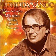 Pohoda Vánoc. Vánoční večer Miloslava Šimka v divadle Semafor - Pavla Zachařová